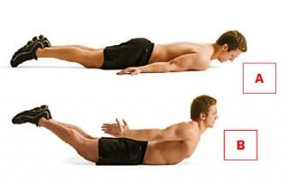 Ejercicios para hacer en casa, Aprende Fitness